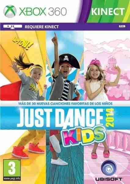 Descargar Just Dance Kids 2014 [MULTI][Region Free][XDG3][iMARS] por Torrent